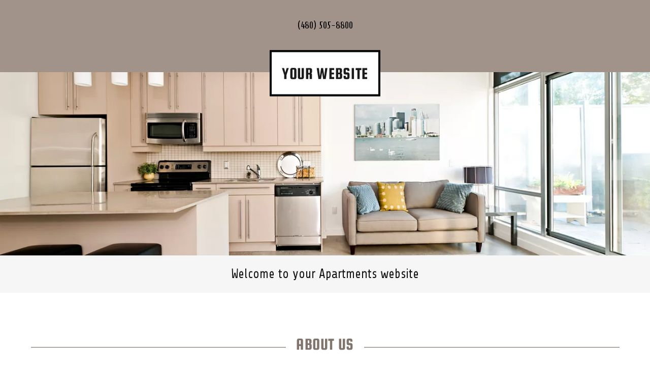Apartments Website: Example 5