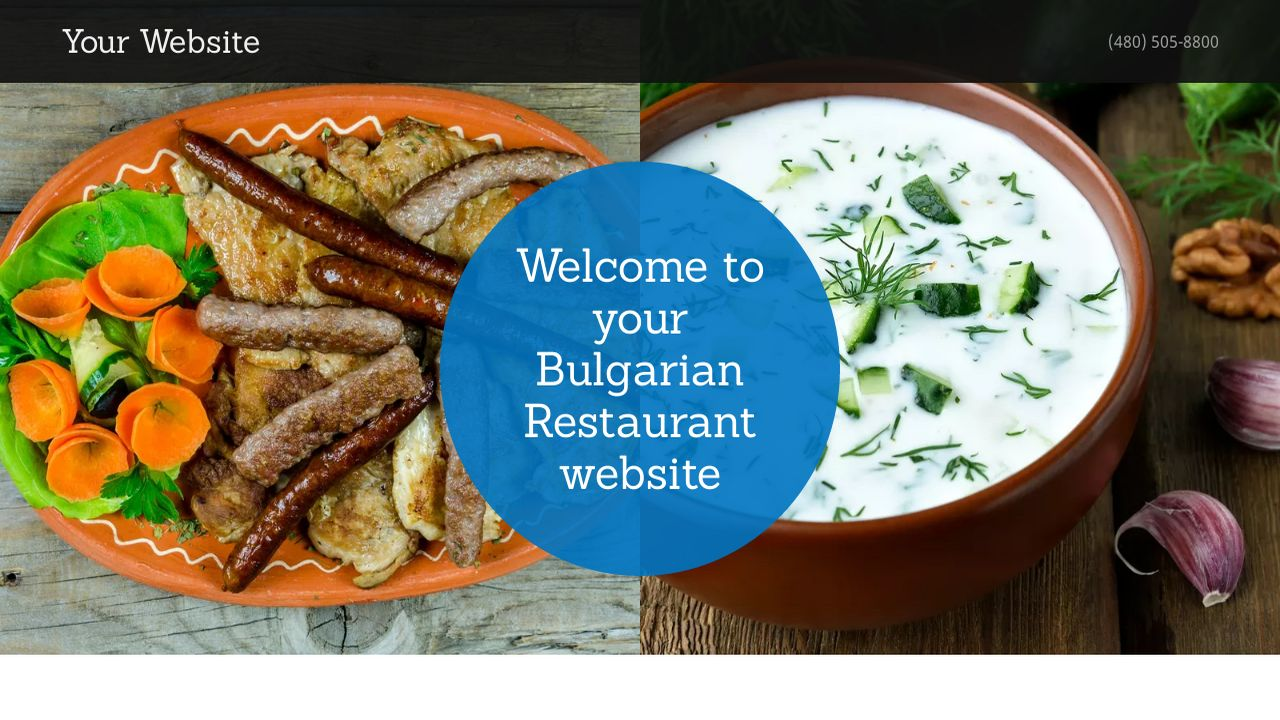 bulgarian restaurant example 12