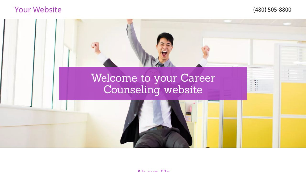 career counseling We encourage you to take full advantage of the services we provide to support your career development process we will partner with you to develop an action plan for accomplishing your personal career goals.