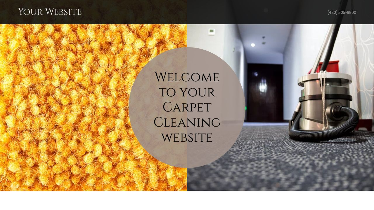 Carpet cleaning website templates godaddy carpet cleaning example 4 flashek Choice Image