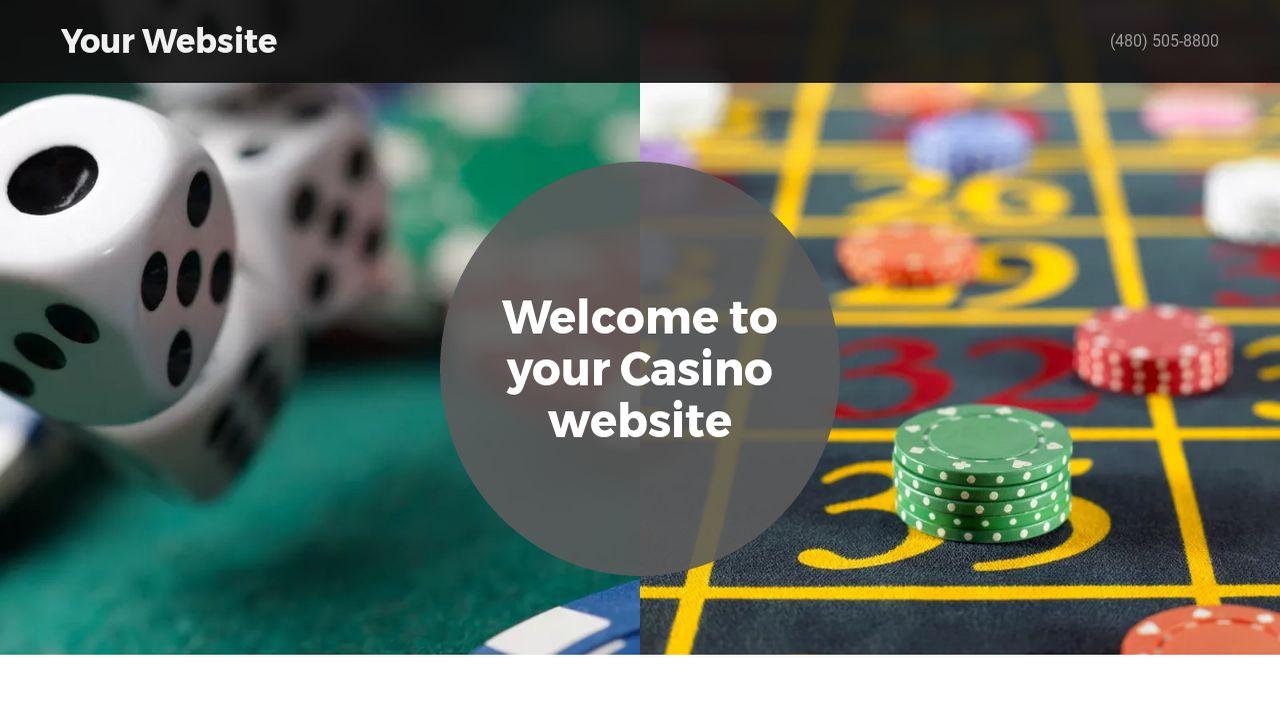 Как сделать хостинг для казино где проходили съемки фильма казино рояль