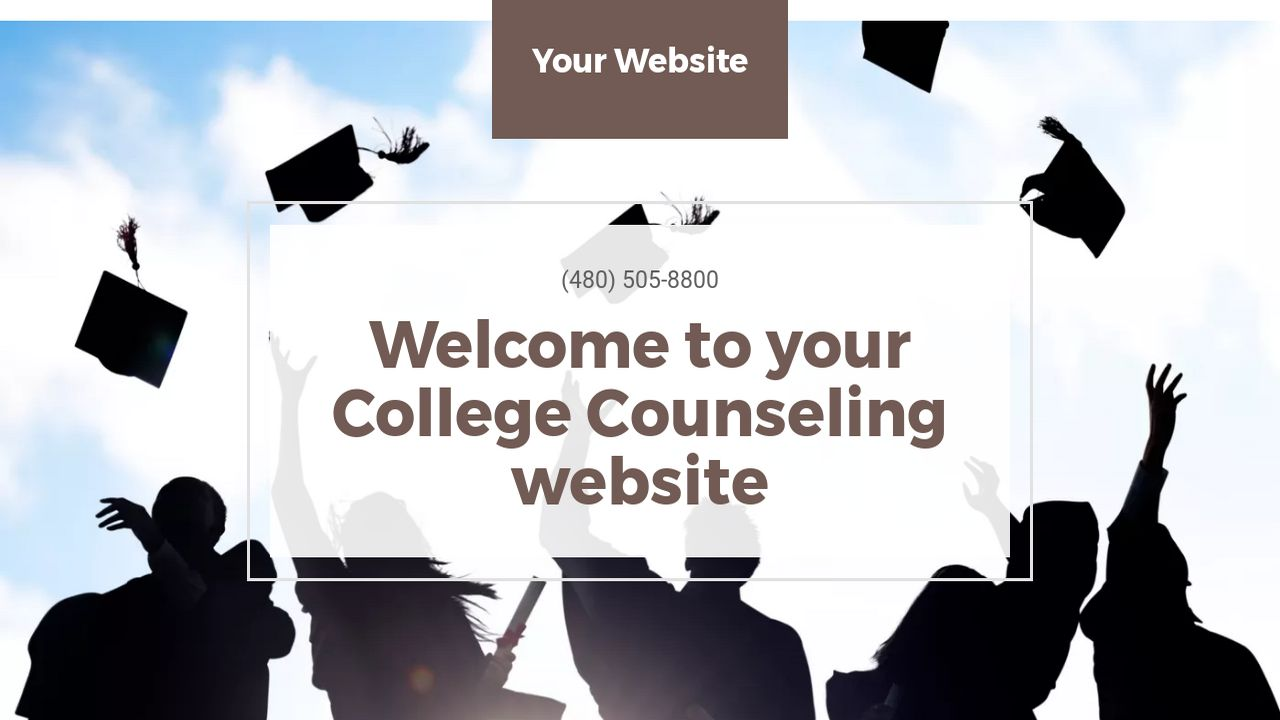 College Counseling Website: Example 11