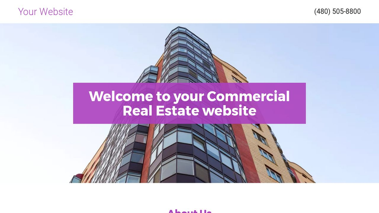 commercial real estate example 15