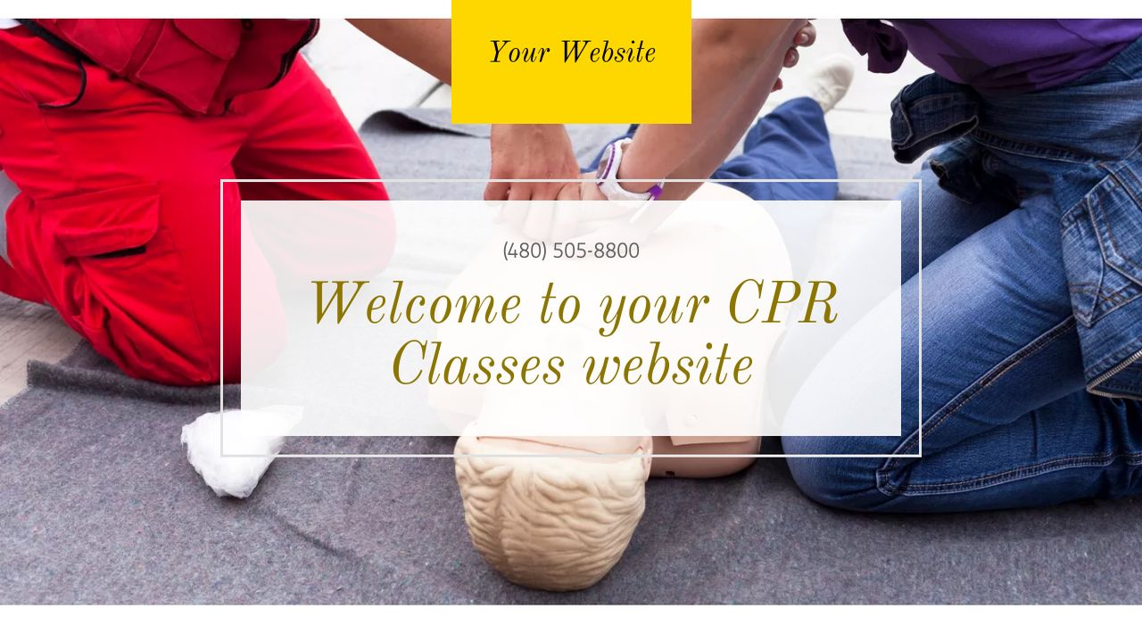 Cpr classes website templates godaddy cpr classes example 1 xflitez Gallery