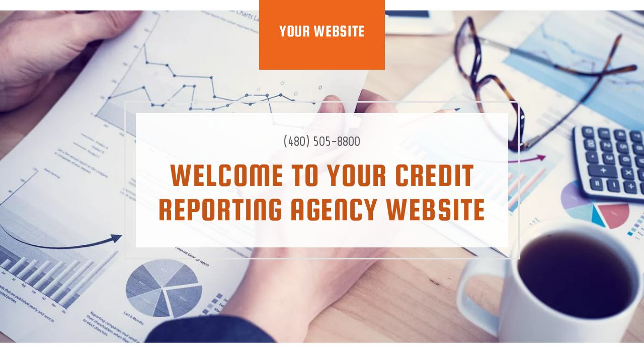 Credit Reporting Agency Website: Example 7