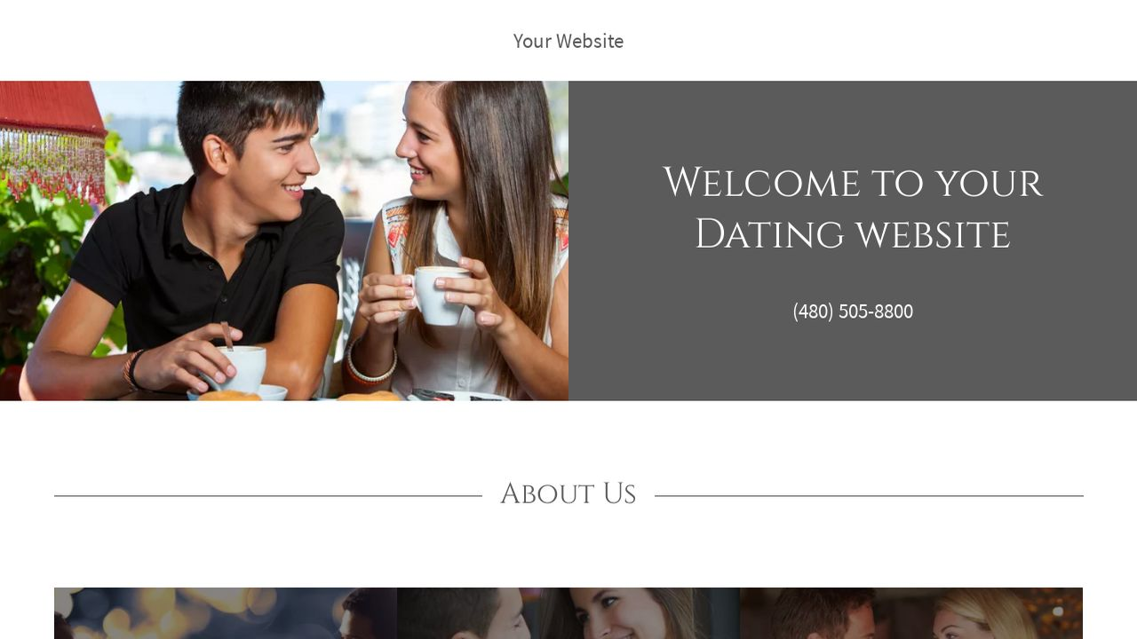 go daddy dating site template Alternate numbers webmail sign in.