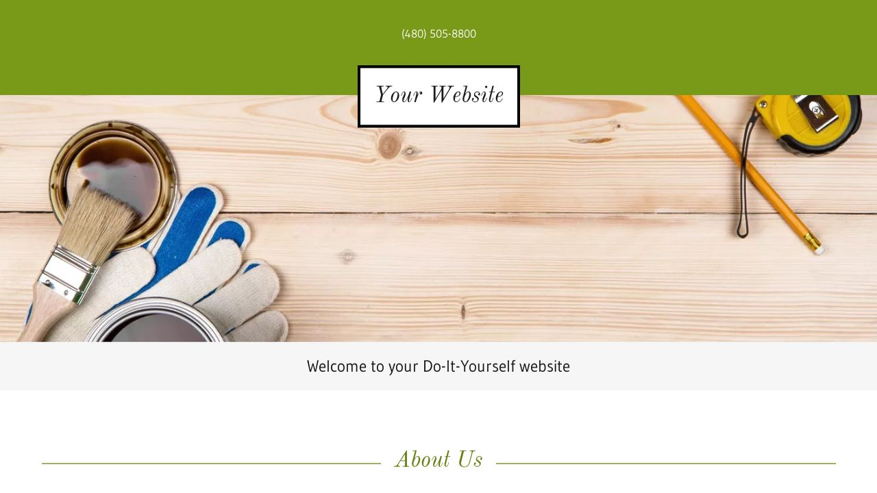 Do it yourself website templates godaddy do it yourself example 1 solutioingenieria Choice Image