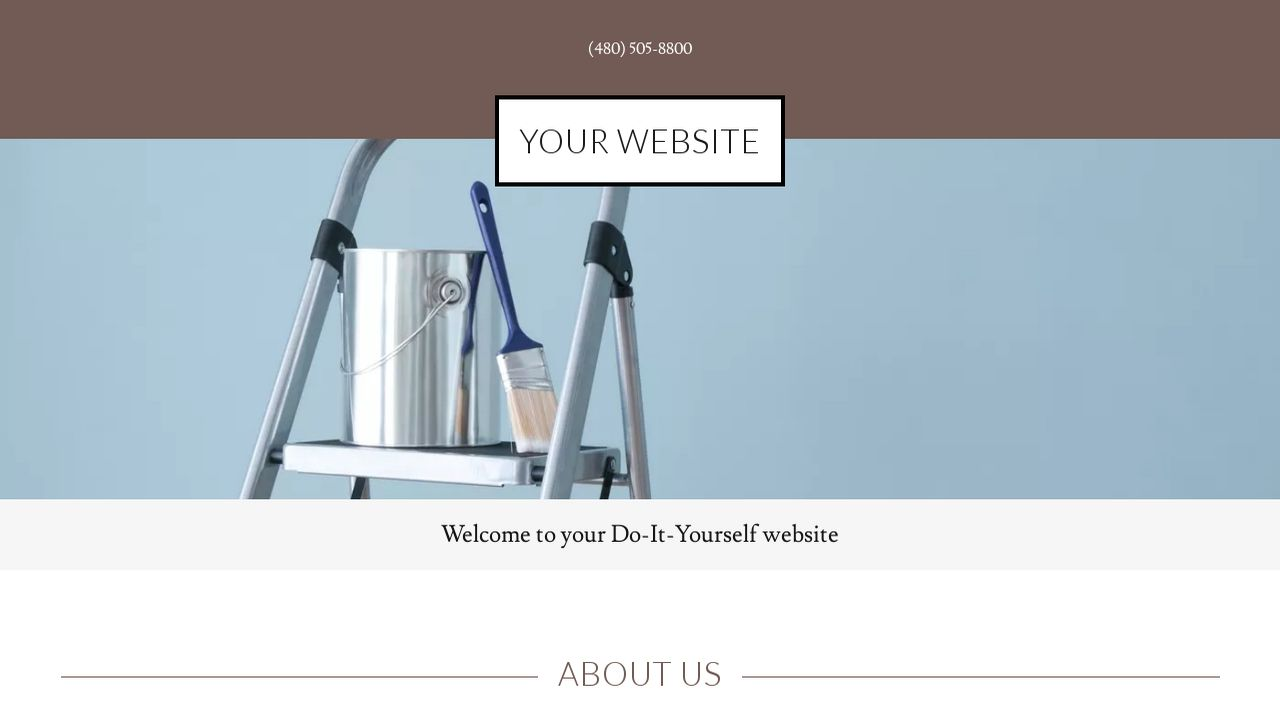 Do it yourself website templates godaddy do it yourself example 8 solutioingenieria Choice Image