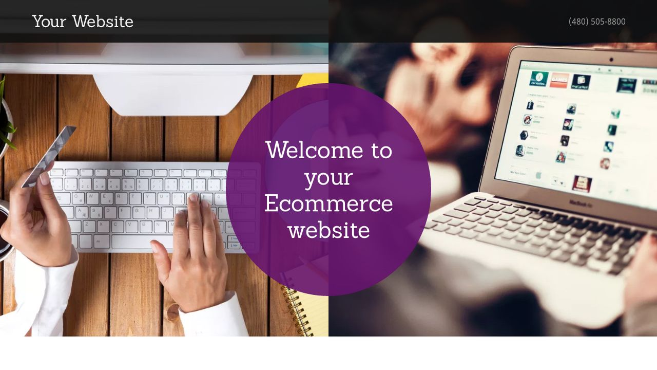 Ecommerce Website Templates Godaddy