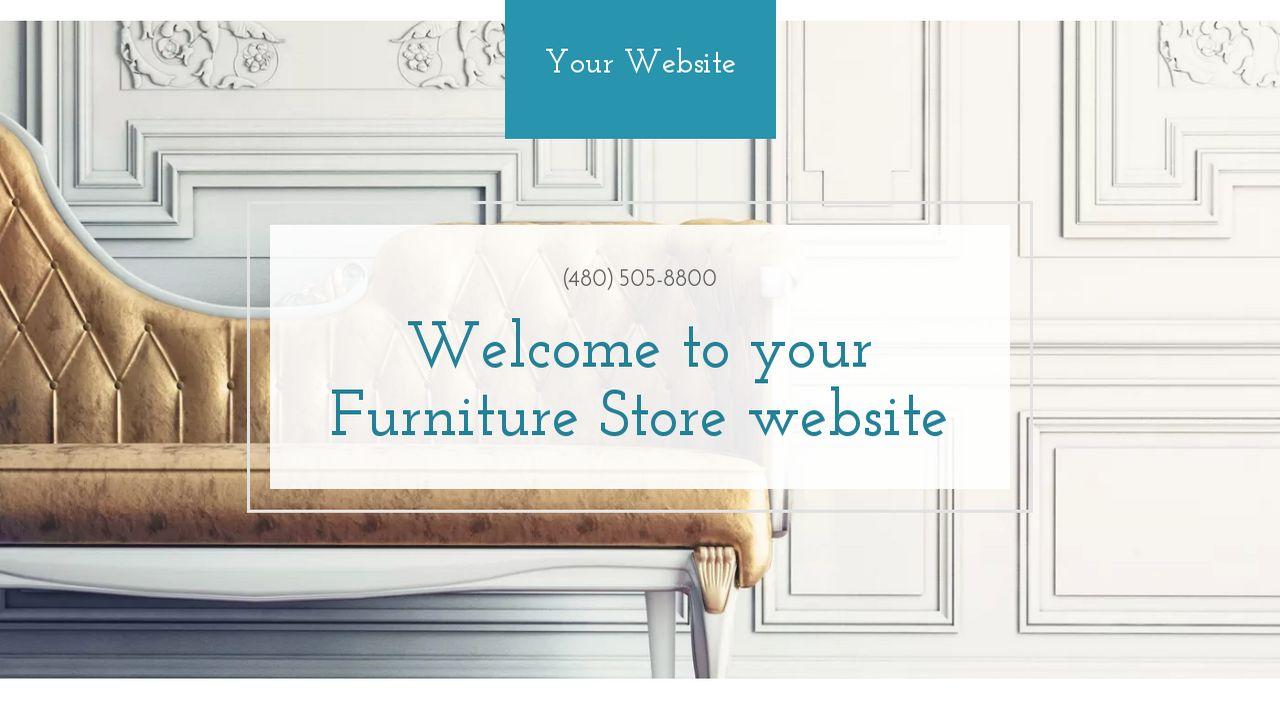 example 18 furniture store website template godaddy. Black Bedroom Furniture Sets. Home Design Ideas