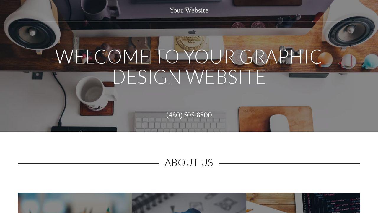 graphic design website templates godaddy. Black Bedroom Furniture Sets. Home Design Ideas