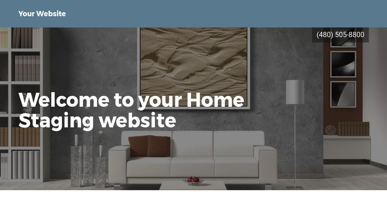home staging website templates godaddy. Black Bedroom Furniture Sets. Home Design Ideas