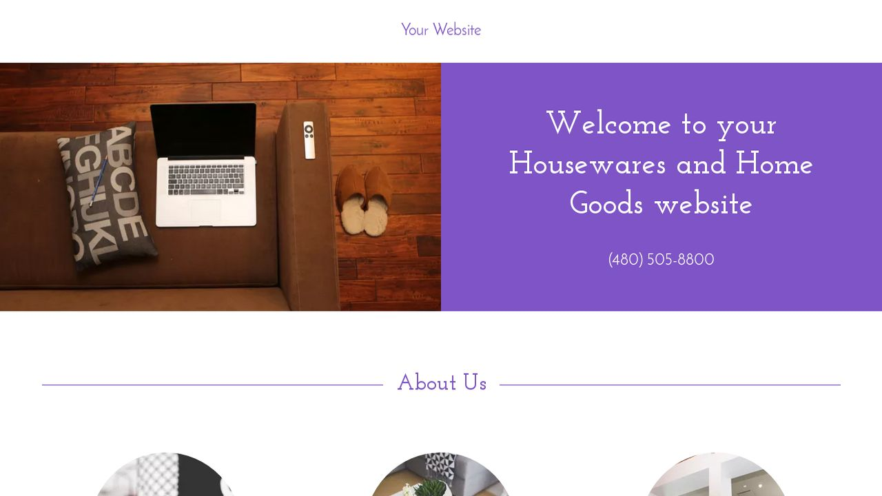 Purchase a home goods and decor website for sale. When you have a passion for and love what you do, it isn't work – it is fun! If you enjoy decorating your home and you're the go to in the neighborhood for advice then you'll really enjoy one of these sites.