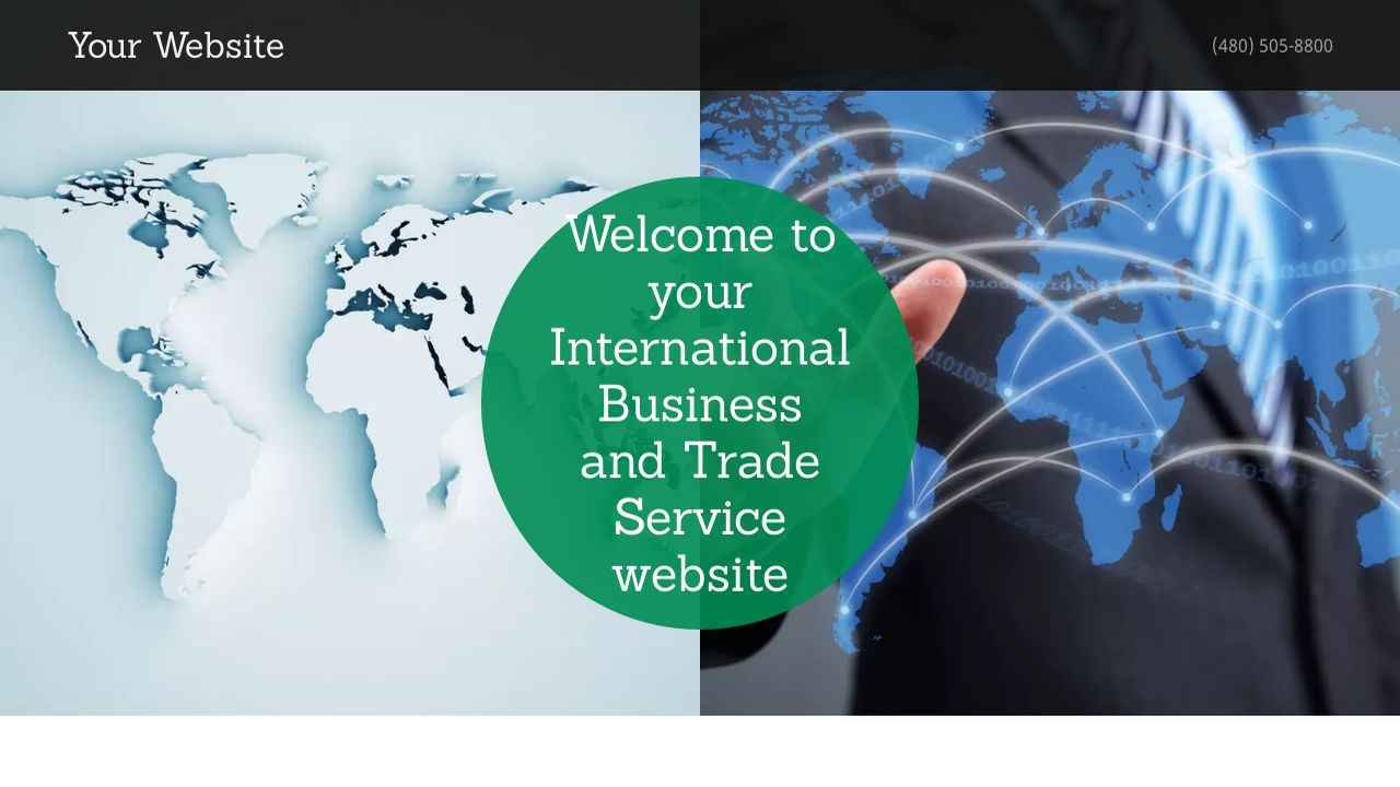 International Business and Trade Service  Website: Example 13