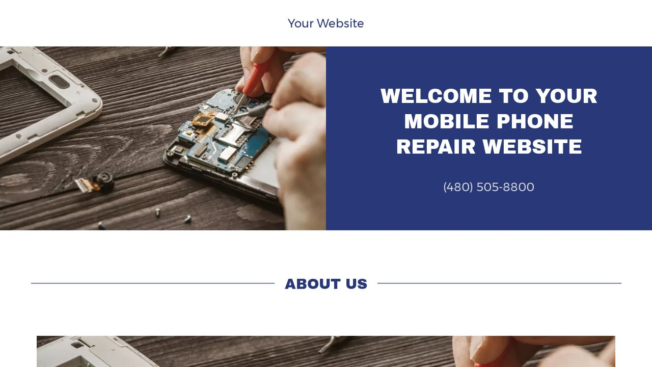 mobile phone and web sites • mobile phones: whether you love check the weather, the stock market or your favorite social media sites, they're powerful mobile devices that will change the.