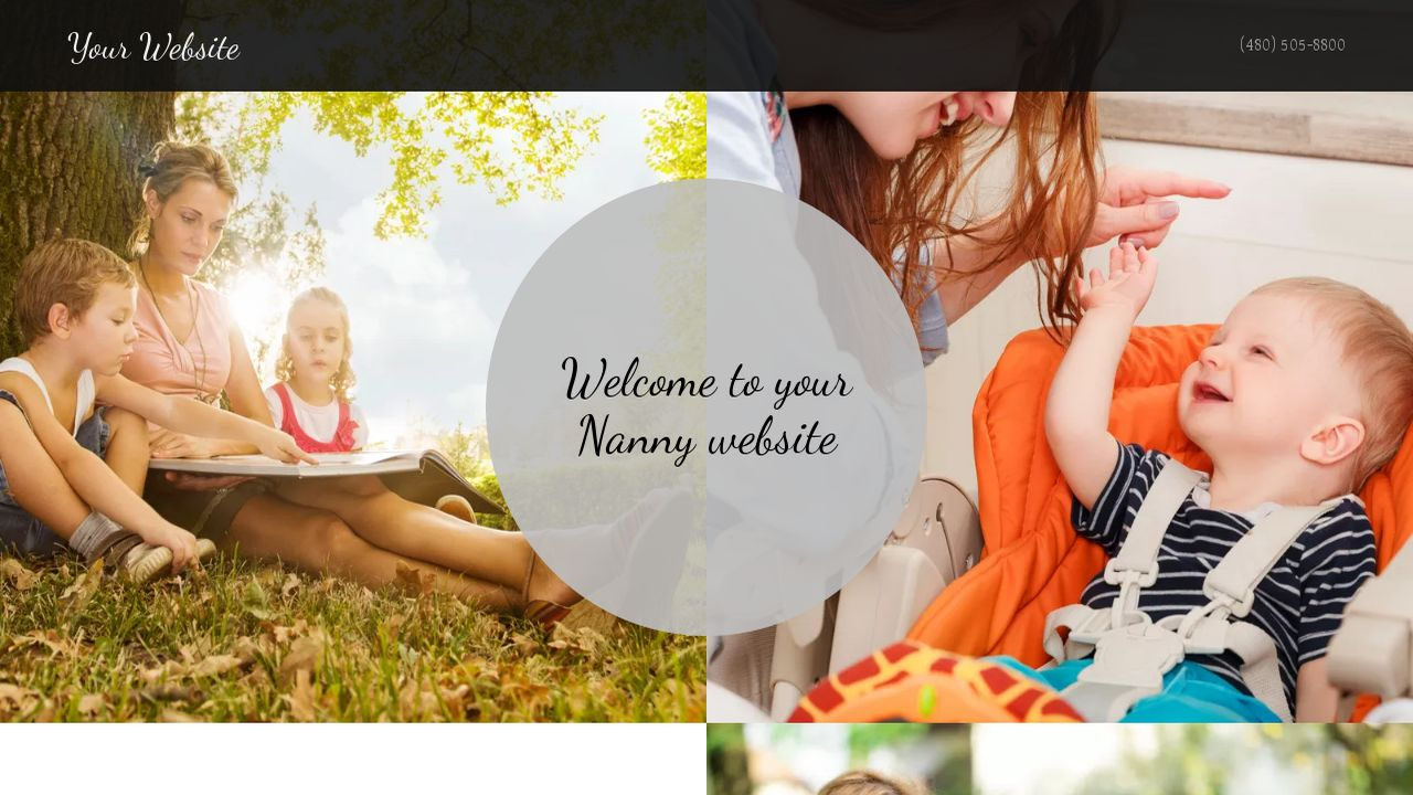 Nanny Website: Example 9