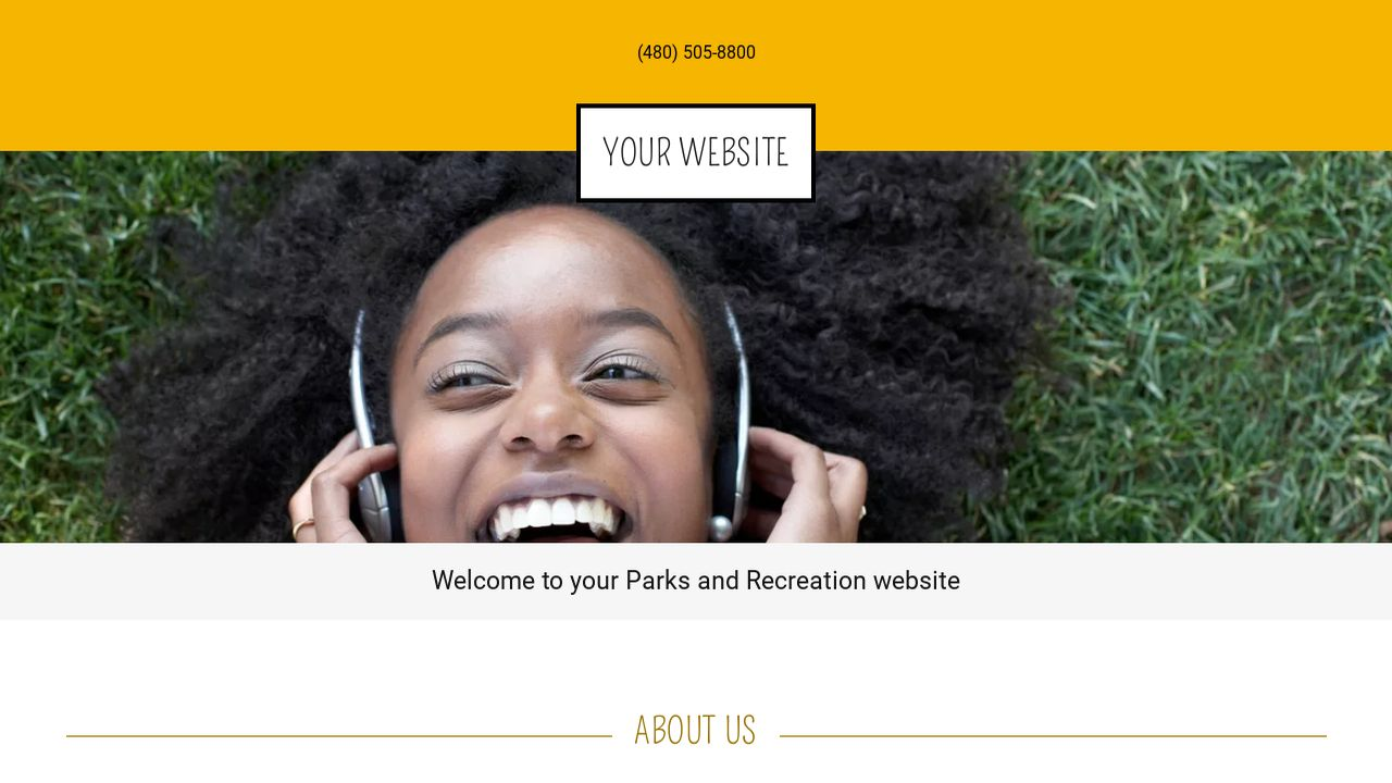 Parks and recreation dating site