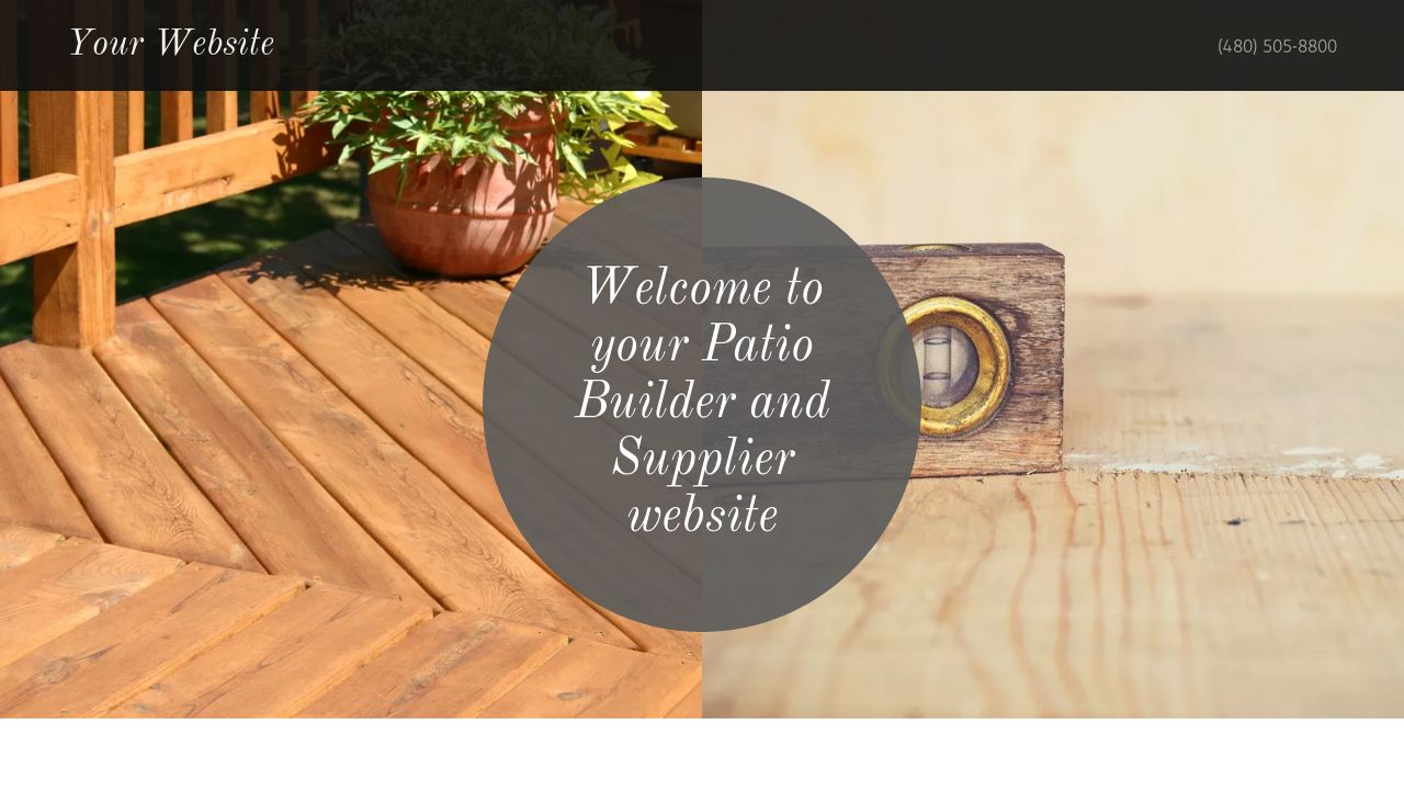 Patio Builder And Supplier Example 13