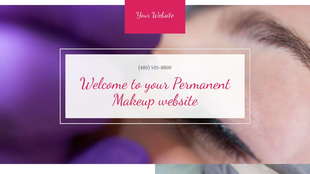Permanent Makeup Example 11