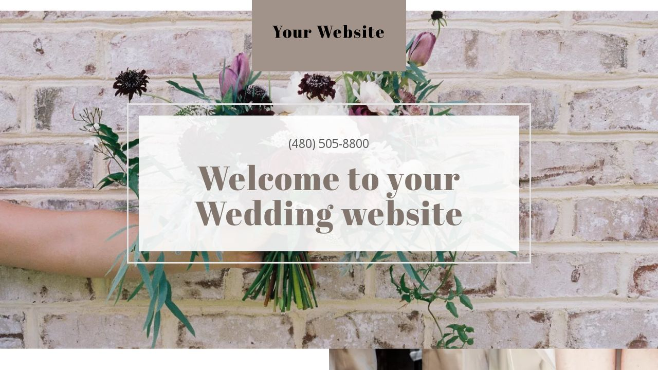 Wedding Website Templates | GoDaddy