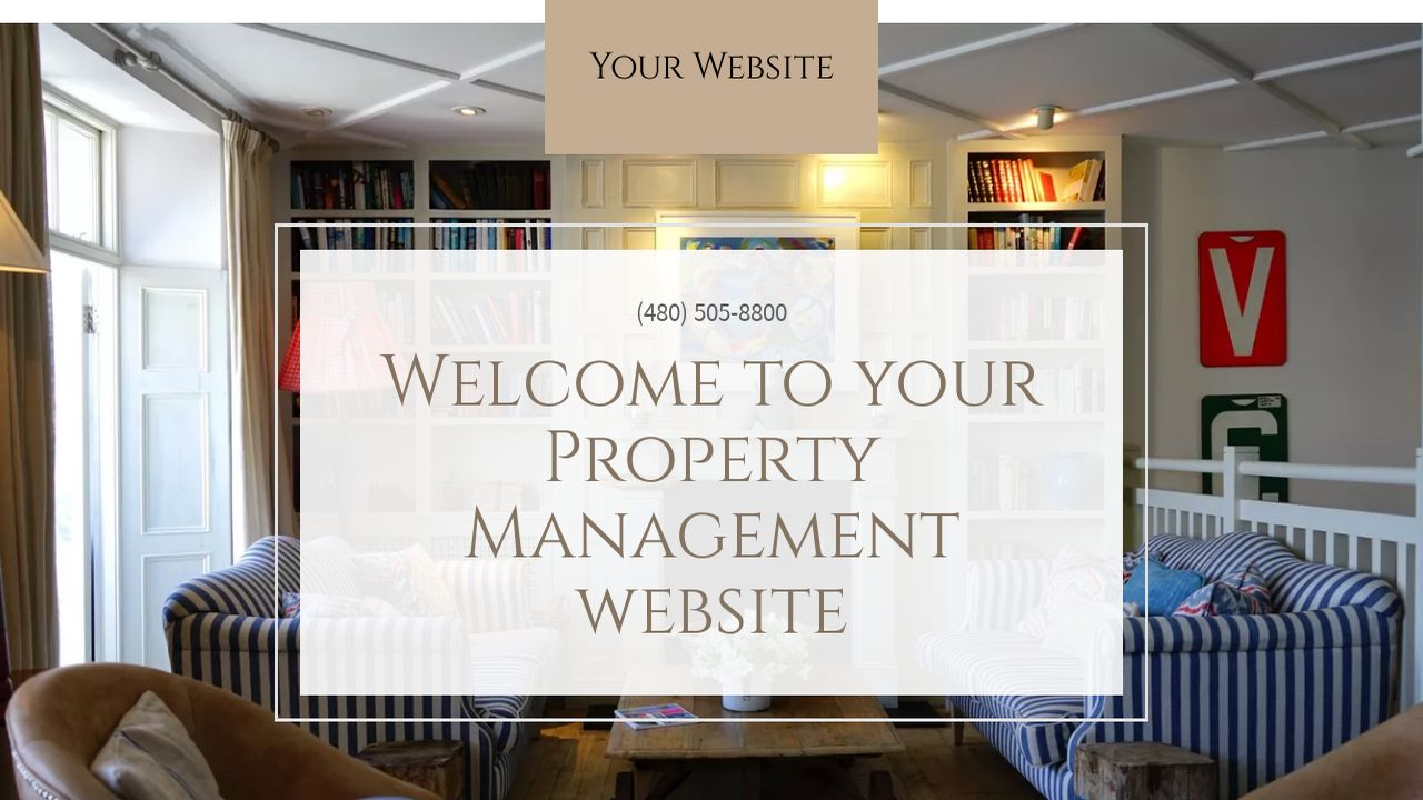 Property Management Website: Example 16