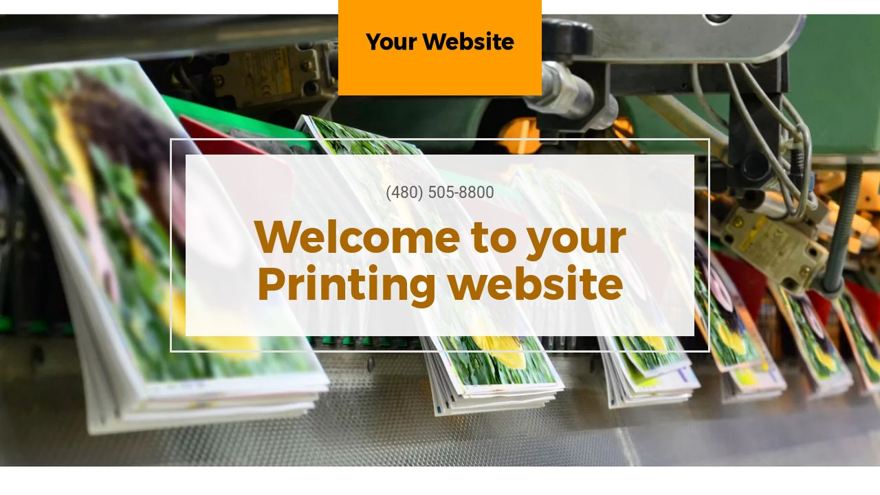 Printing Website: Example 16