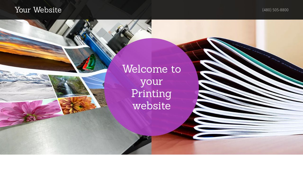 Printing Website: Example 18