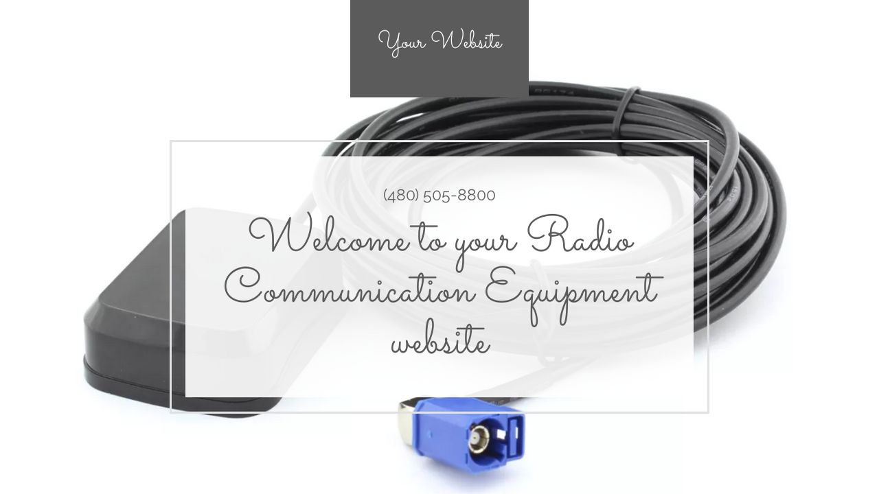 the radio communication In telecommunication, a communications system is a collection of individual communications networks, transmission systems, relay stations, tributary stations, and data terminal equipment usually capable of interconnection and interoperation to form an integrated whole.