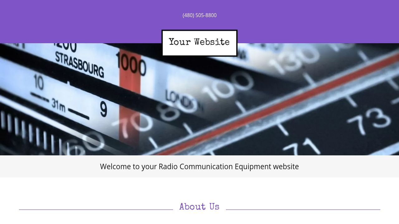 the radio communication Learn radio communication procedures with free interactive flashcards choose from 500 different sets of radio communication procedures flashcards on quizlet.