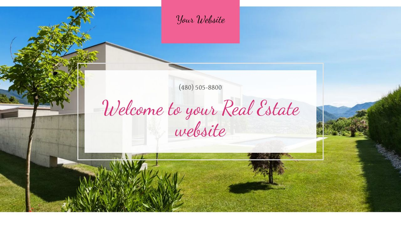 Real Estate Website: Example 11
