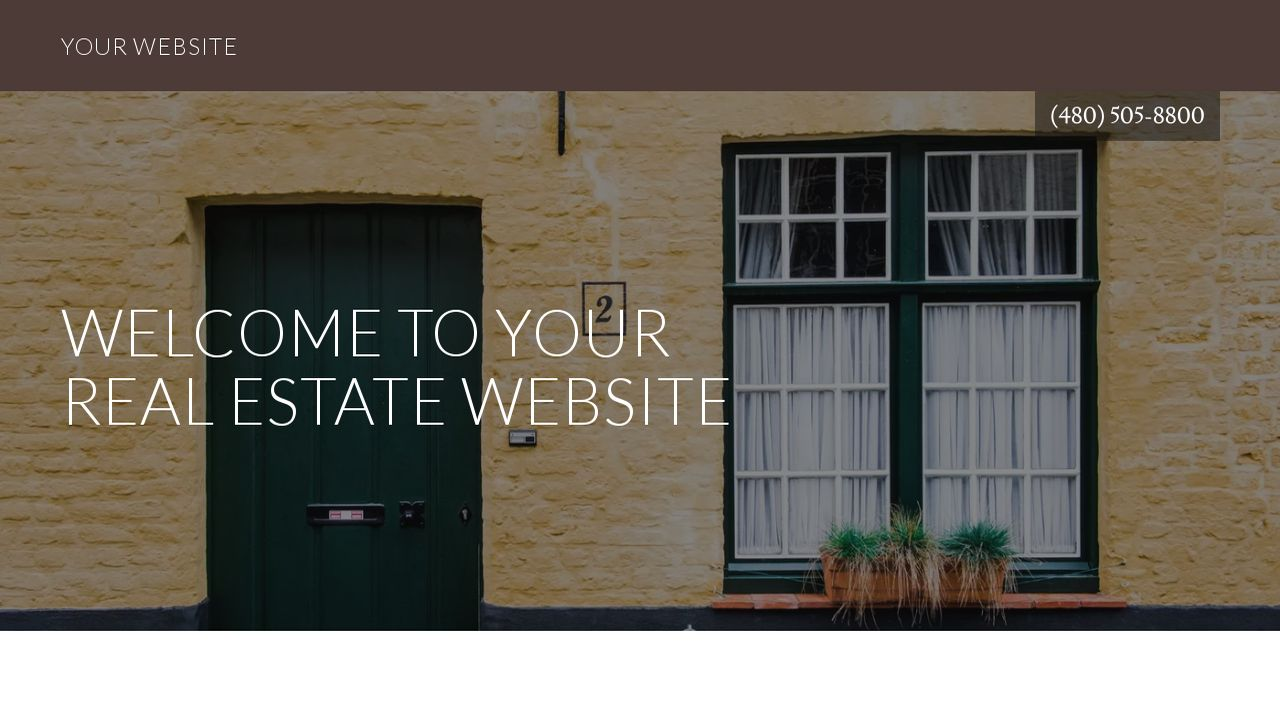 Real Estate Website: Example 14