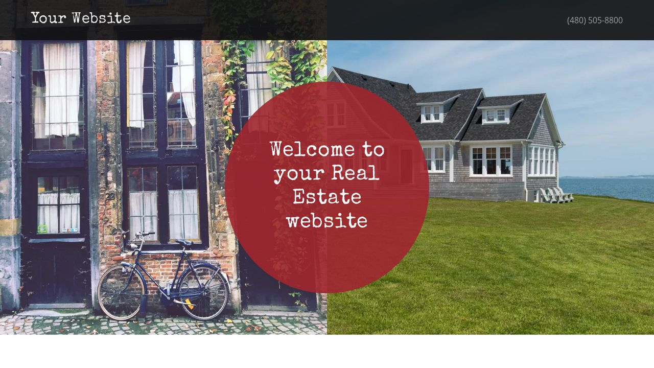 Real Estate Website: Example 16