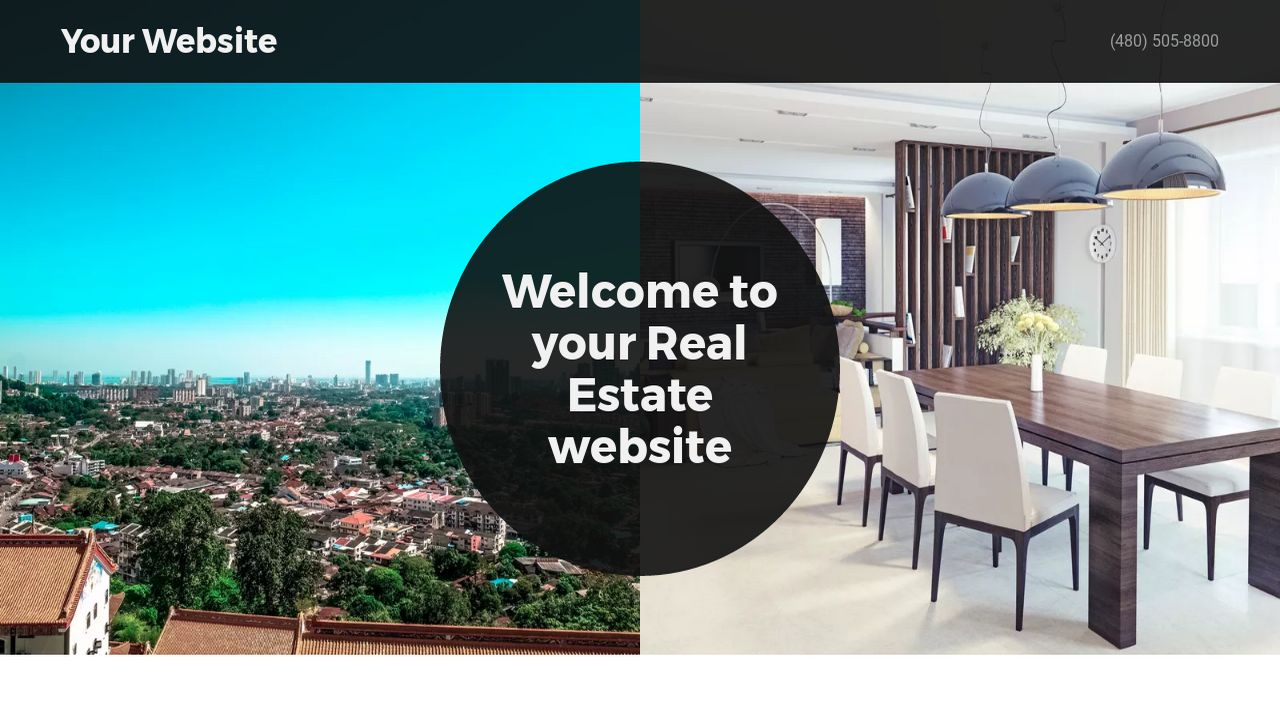 Real Estate Website: Example 9