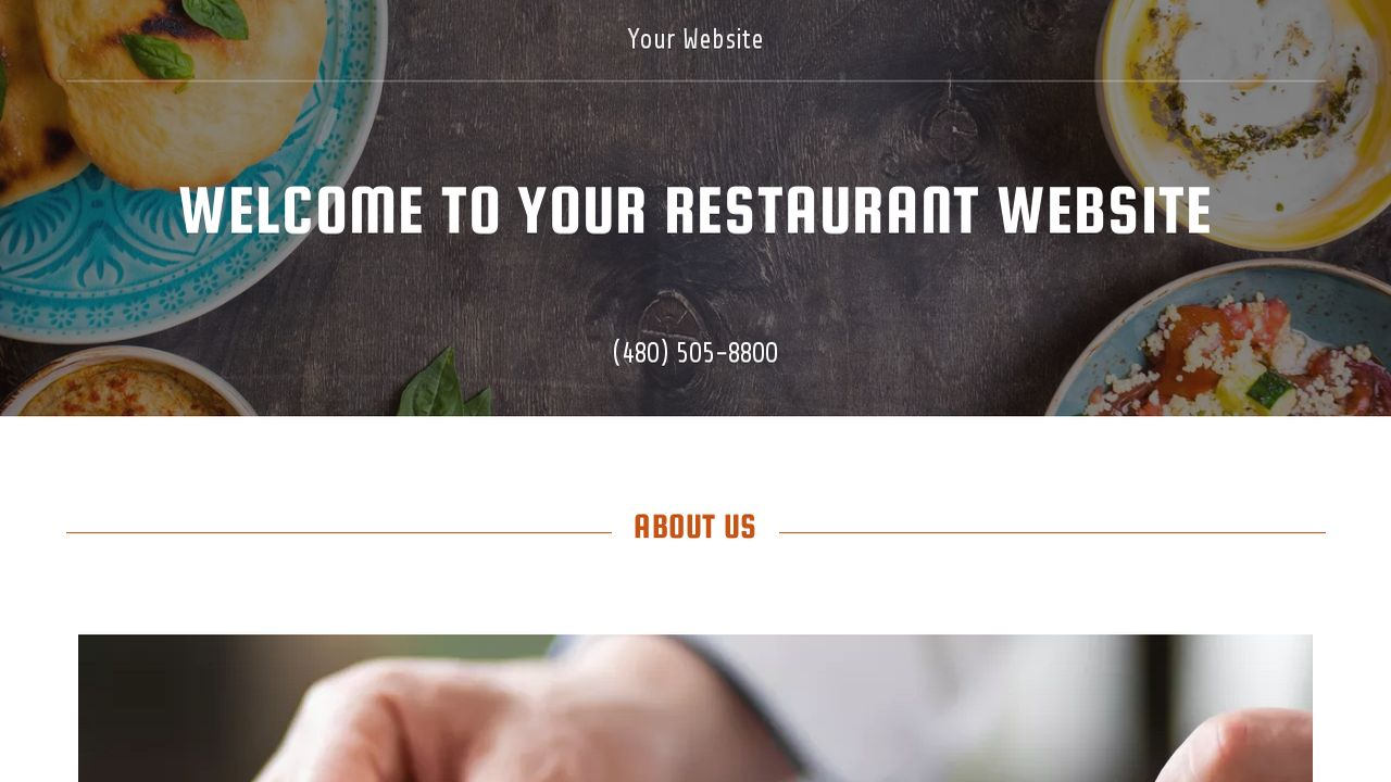 Restaurant website templates godaddy restaurant example 10 forumfinder Images