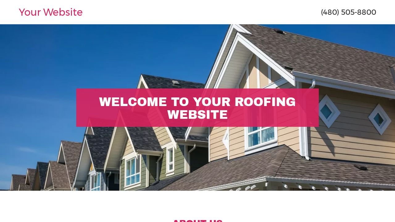 Roofing Example 13