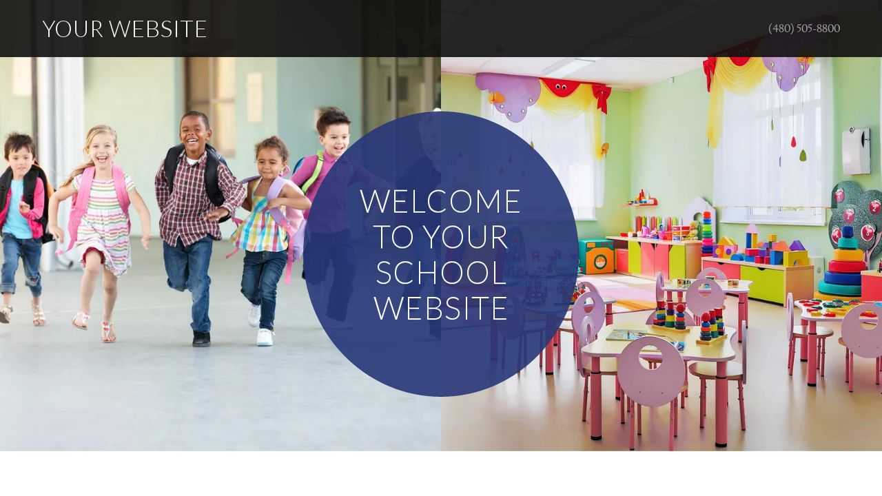 School Website: Example 15