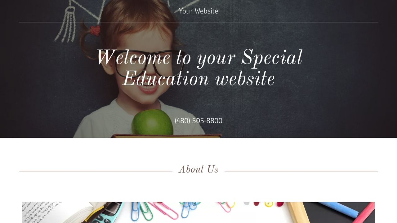 Special ed dating site