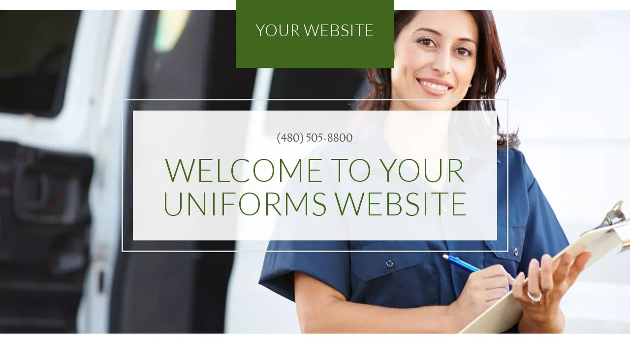 uniform web