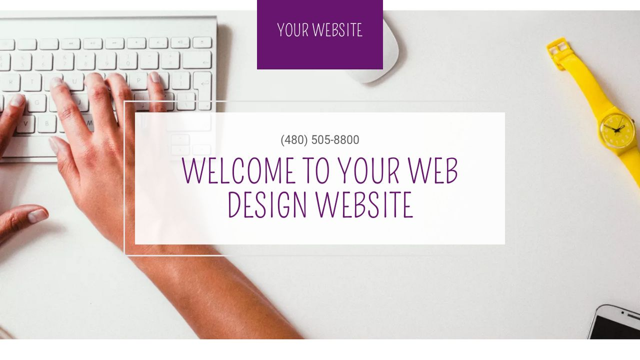 Web Design Website: Example 15