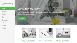 Escapade 3D Printing and Services WordPress Theme