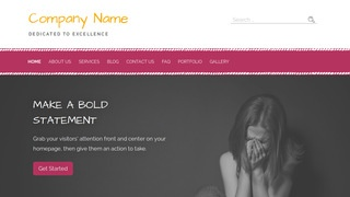 Scribbles Abuse and Addiction Treatment WordPress Theme