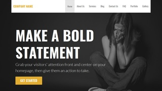 Stout Abuse and Addiction Treatment WordPress Theme