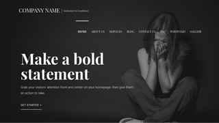 Velux Abuse and Addiction Treatment WordPress Theme