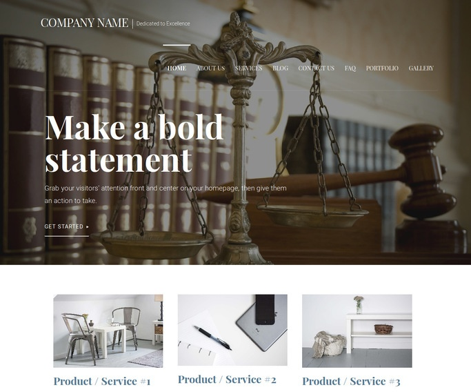 Velux Accident and Property Damage Lawyer WordPress Theme