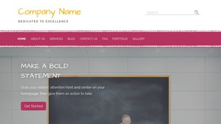 Scribbles Adult Education WordPress Theme