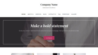 Uptown Style Advertising Agency WordPress Theme
