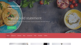 Activation Afghan Restaurant WordPress Theme