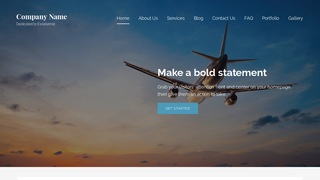 Lyrical Aircraft Dealer WordPress Theme
