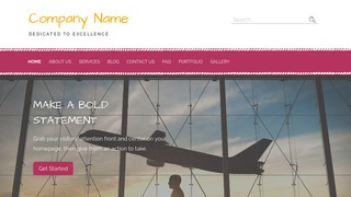 Scribbles Aircraft Rentals WordPress Theme