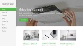 Escapade Air Duct Cleaning WordPress Theme